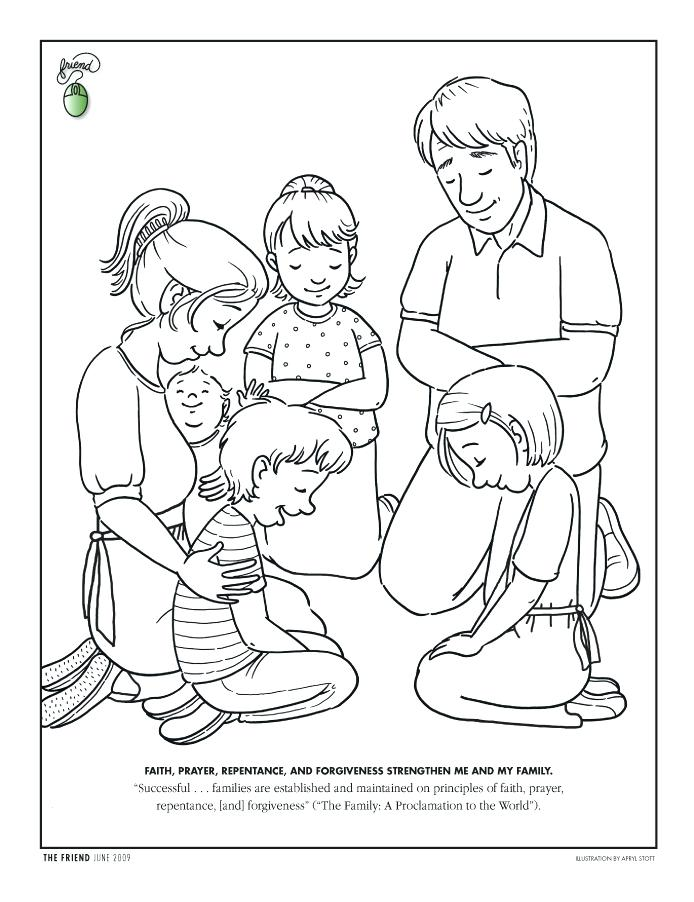 694x902 Jason Coloring Pages Prayer Page Jason Mask Coloring Pages