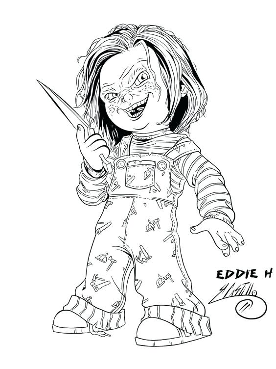The best free Jason coloring page images. Download from 142 ...