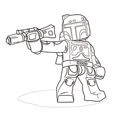 Jawa Coloring Pages