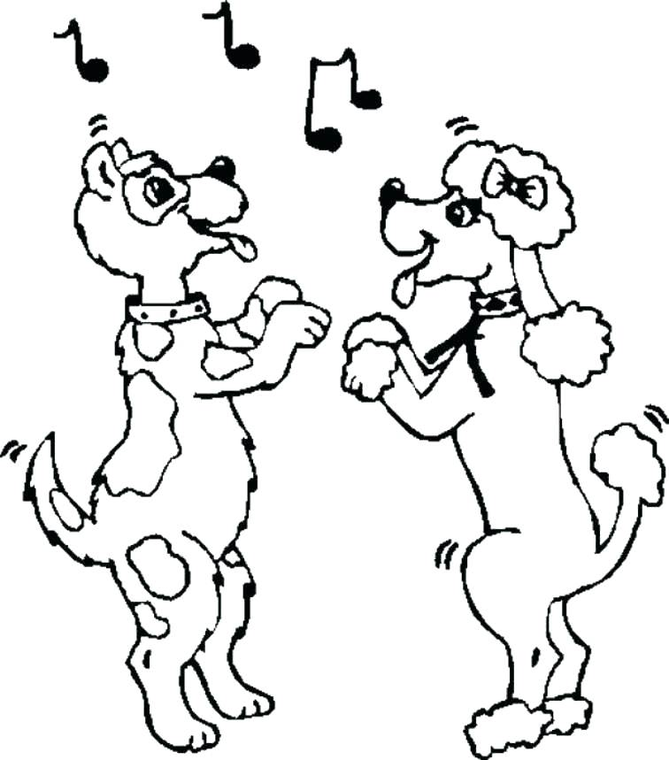 756x859 Dancing Coloring Pages Dance Coloring Pages Packed With Couple