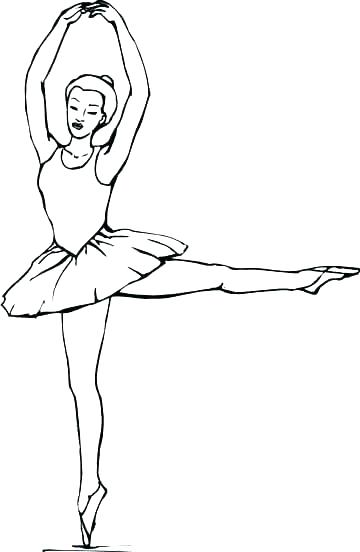 360x552 Dance Coloring Page Flamenco Dancer Coloring Page Dancer Coloring