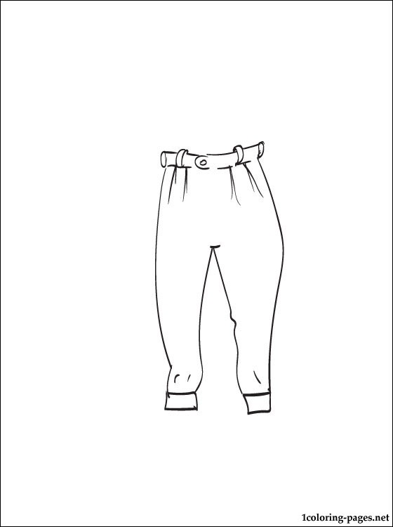 560x750 Breeches Coloring Page Coloring Pages