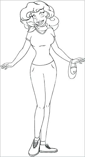 271x500 Pants Coloring Page Great Coloring Pages For Teenage Girls Print T