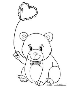 236x304 Teddy Bear Wearing Jeans Coloring Page Color Luna My
