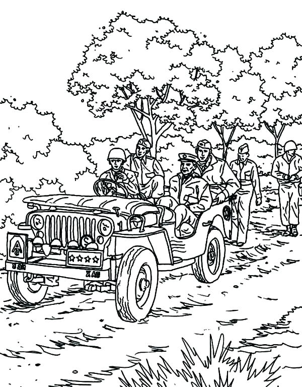 600x768 Jeep Coloring Page Jeep Grand Cherokee Coloring Pages