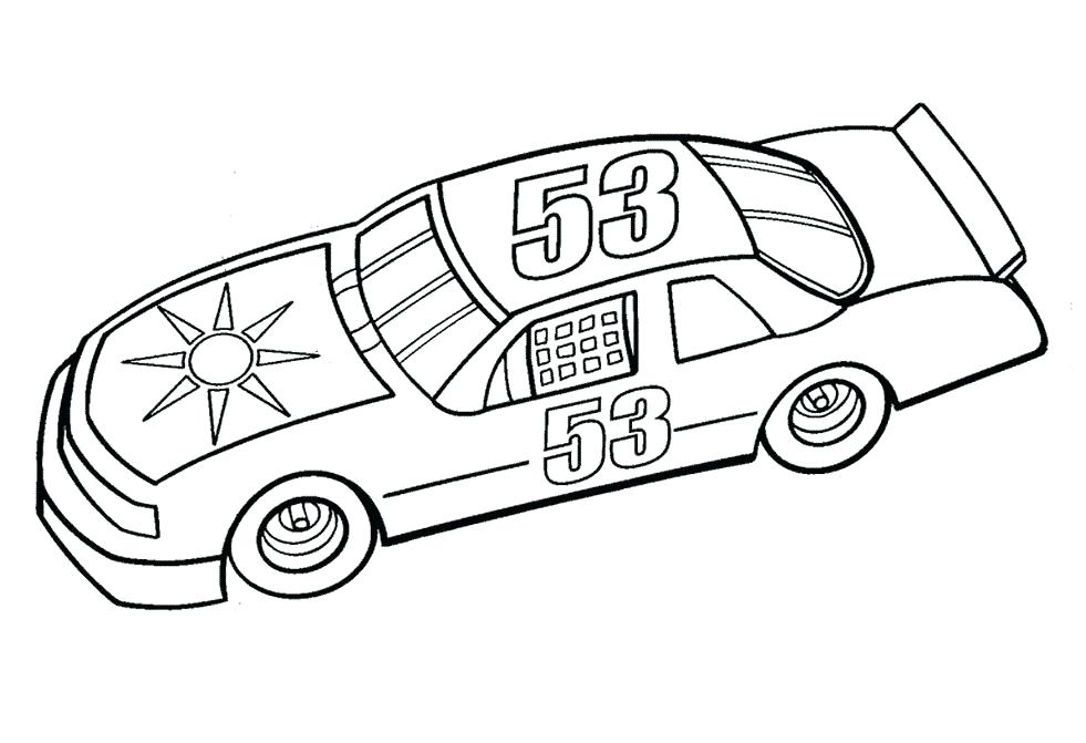 981x671 Nascar Coloring Page Coloring Page Race Car Race Car Racing