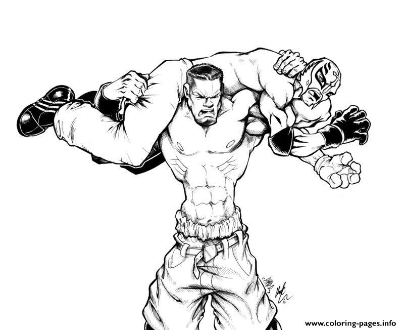 Jeff Hardy Coloring Pages At Getdrawingscom Free For Personal Use