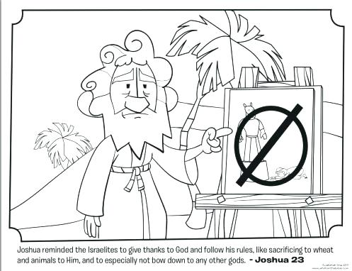 Jericho Coloring Page at GetDrawings.com | Free for personal ...