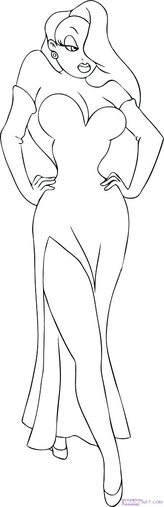 331x1024 Roger Rabbit Coloring Pages Rabbit Coloring Pages Roger Rabbit