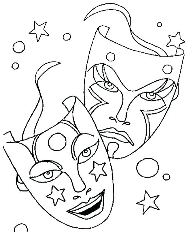 600x750 Mardi Gras Coloring Sheets Coloring Sheets Mardi Gras Jester
