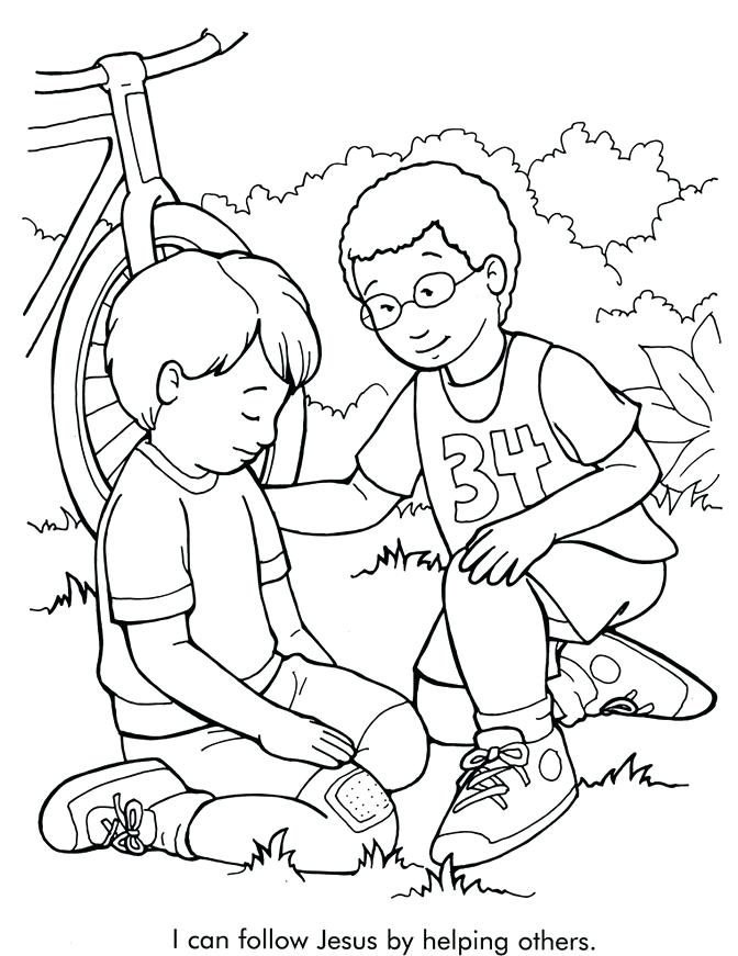 672x871 Jesus And Children Coloring Page Coloring Pages Disney Princesses