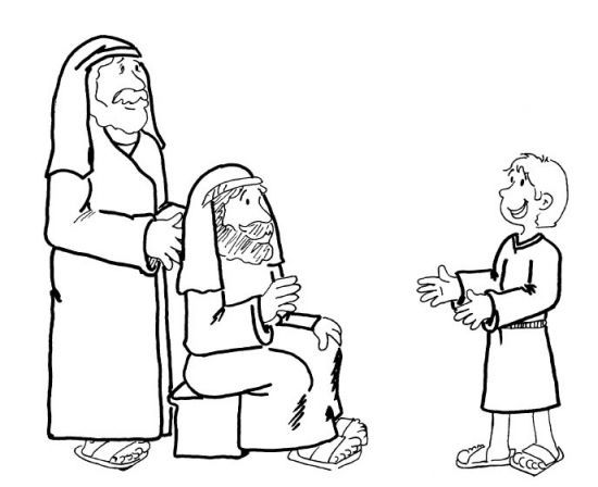550x448 Jesus Finding In The Temple Coloring Pages Bible Jesus Birth