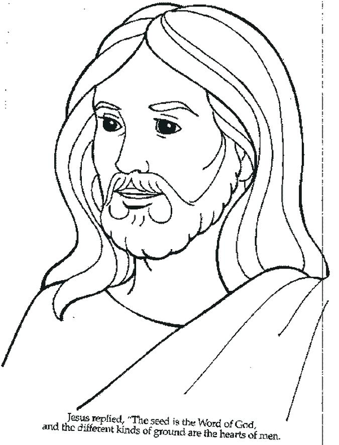 675x886 Jesus Christ Coloring Pictures Free Printable Coloring Pages