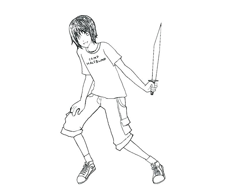 800x667 Percy Jackson Printable Coloring Pages Coloring Pages Coloring
