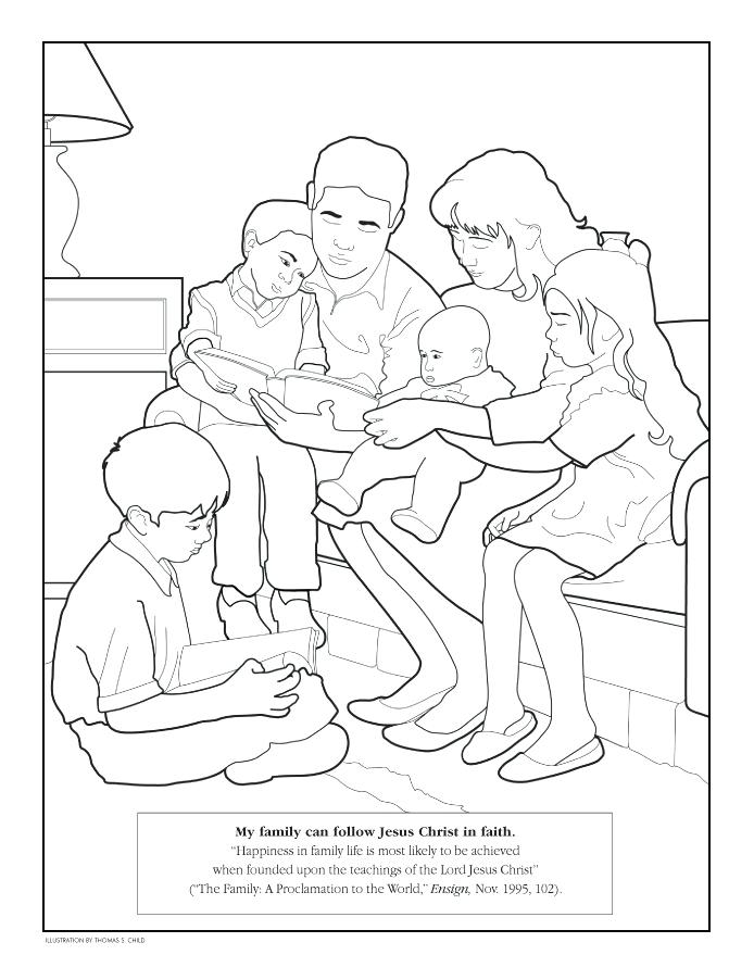 694x902 Jesus Was A Child Like Me Coloring Page