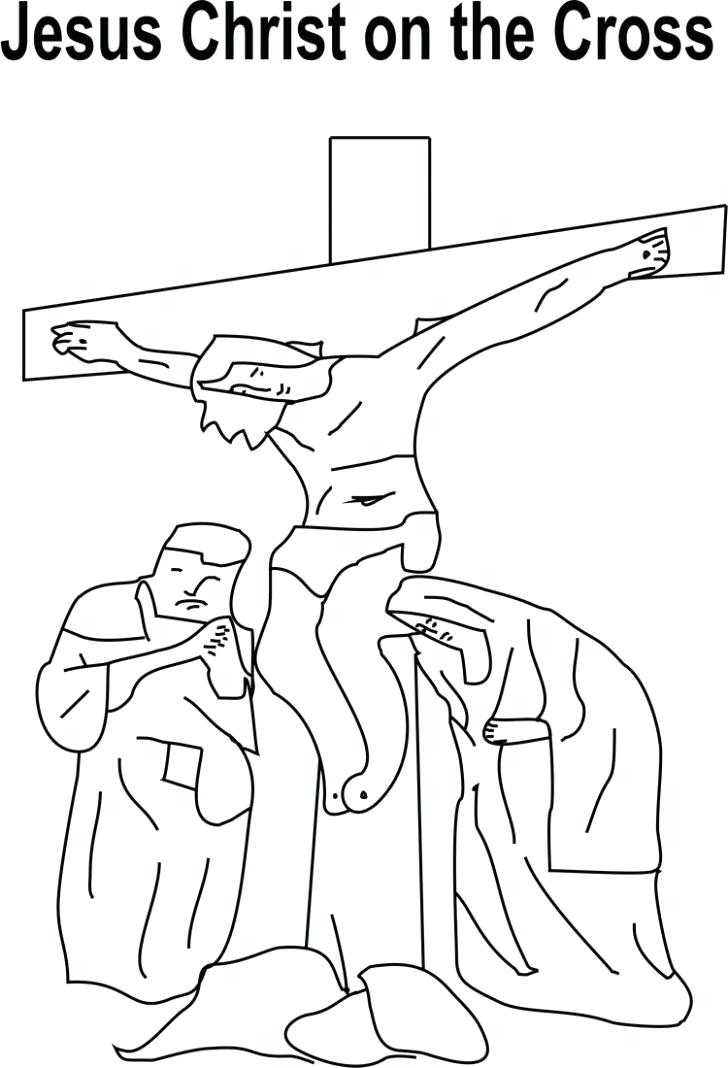 728x1068 Astounding Coloring Pages Of Jesus Christ Coloring Pages Religious