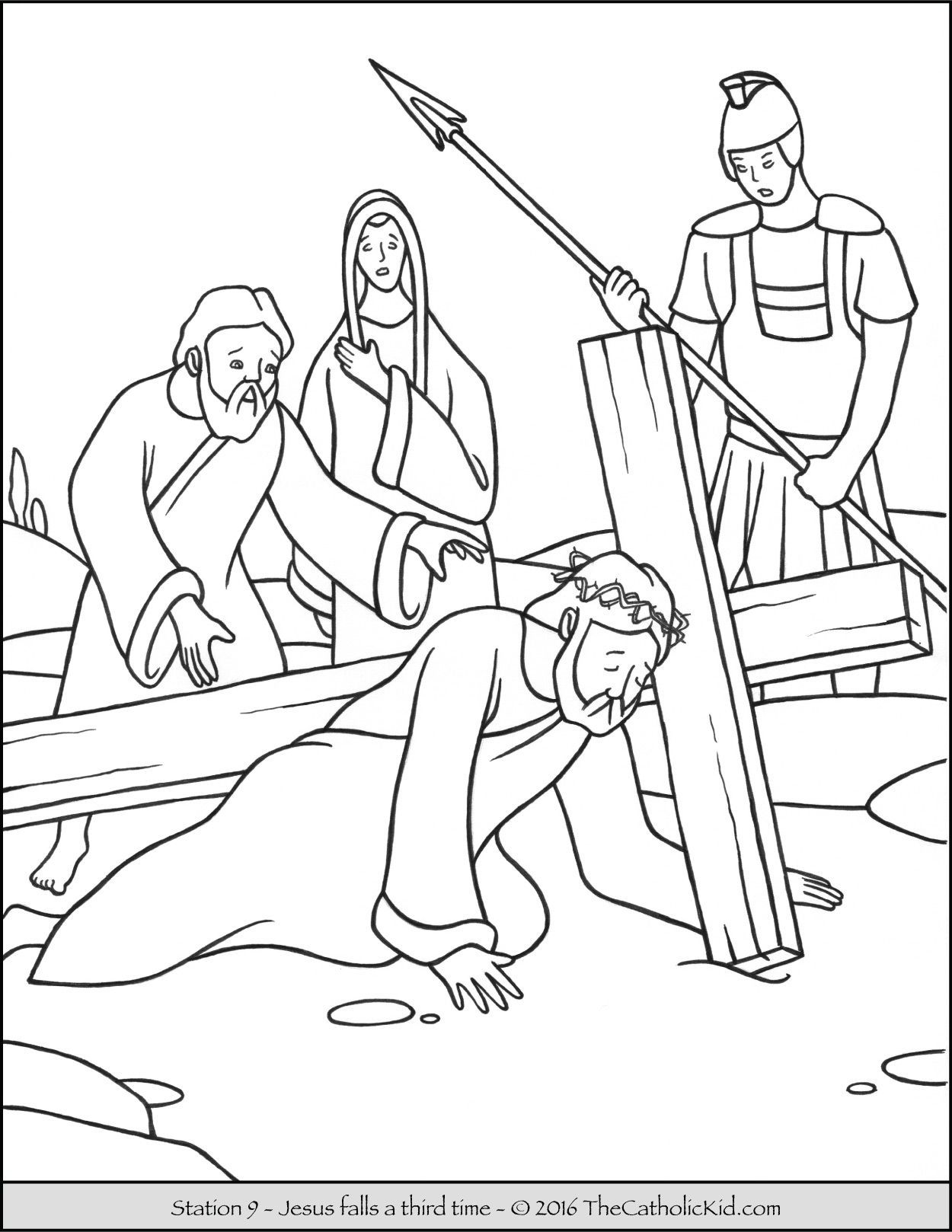 1250x1618 Best Jesus Christ Carrying The Cross Coloring Page A Of Rallytv