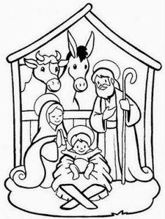 236x313 Xmas Coloring Pages Xmas Coloring Baby Jesus Nativity Coloring