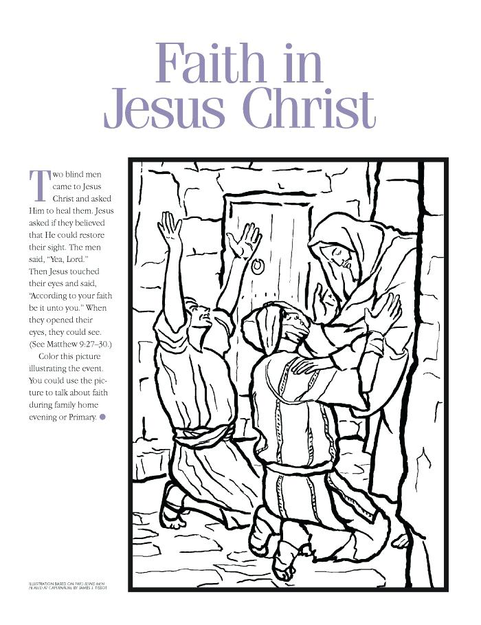 700x909 Jesus Heals Blind Man Coloring Page Page Coloring Pages Online