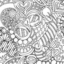 268x268 Jesus Nathanael Coloring Page Archives