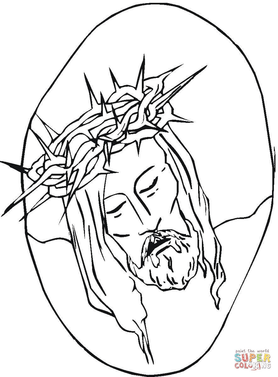 884x1200 Easy Printable Pictures Of Jesus Miracles Coloring Page Free Pages