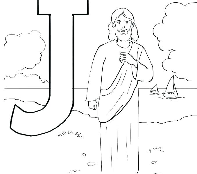 678x600 Crucifixion Coloring Pages Three Crosses Coloring Page Jesus
