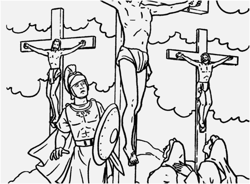 827x609 The Ideal Pictures Free Easter Coloring Pages Religious Most