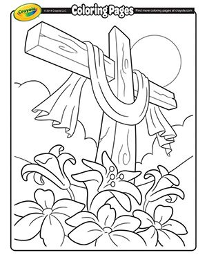 300x369 Best Easter Coloring Pages Easter Colouring, Easter And Easter Cross