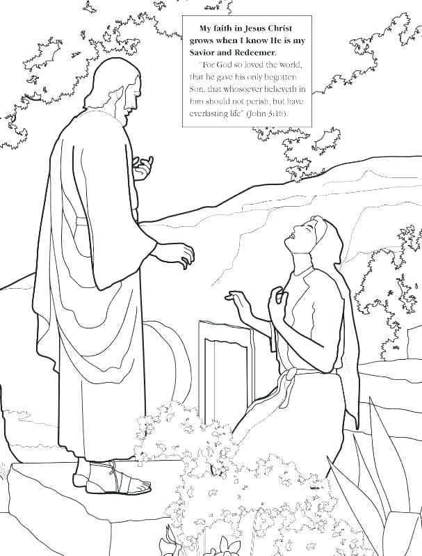607x799 Jesus Is Risen Coloring Page He Is Risen Coloring Page Jesus Is
