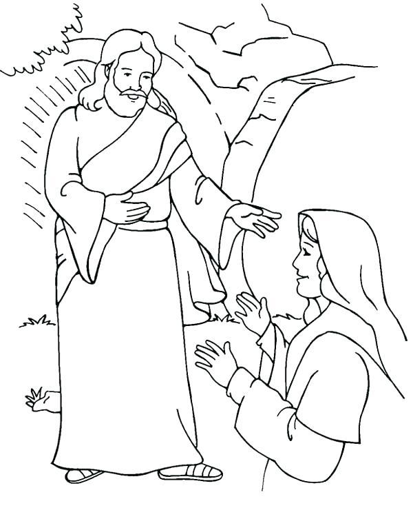 600x769 Jesus Is Risen Coloring Page Is Risen He Is Risen Indeed Preschool