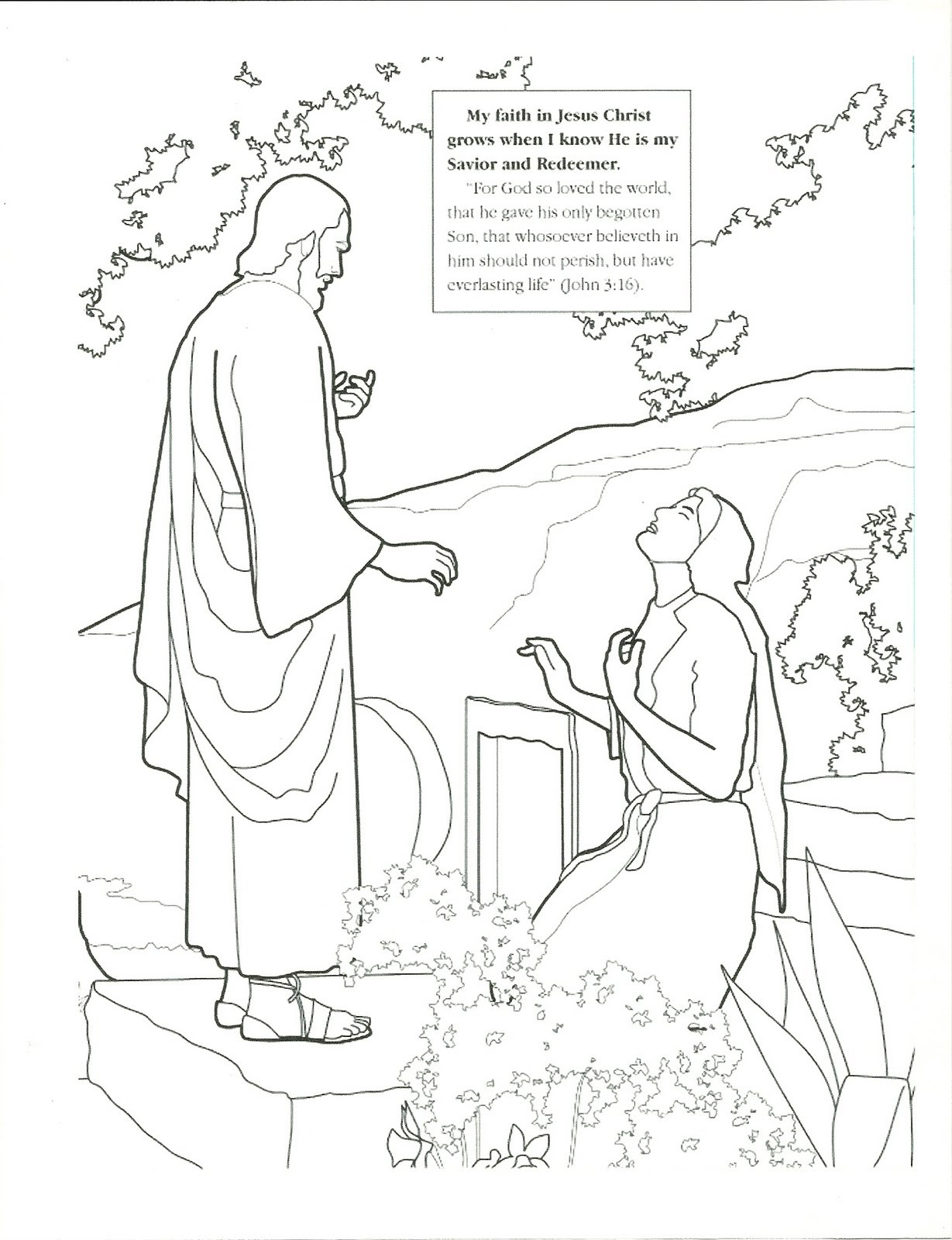 1229x1600 Coloring Page Jesus Has Risen Copy The Resurrection Of Jesus