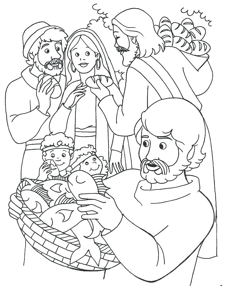 736x934 Jesus Heals The Blind Man Coloring Page Heals Blind Man Coloring