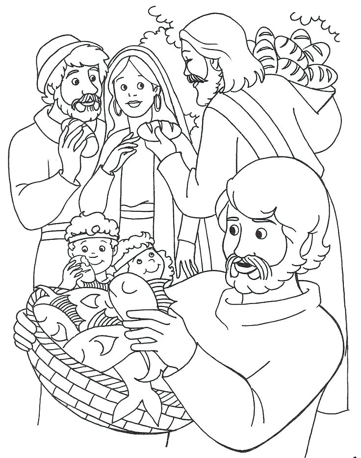 736x934 Jesus Heals Blind Man Coloring Page Coloring Pages Sick Girl Who