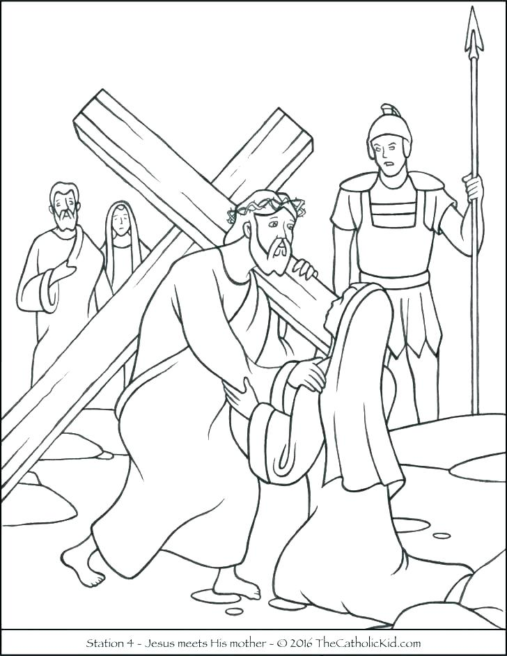 728x942 Easter Coloring Pages Jesus Is Alive Page Risen
