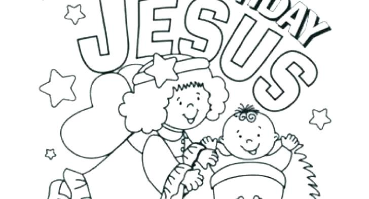 728x393 Free Jesus Coloring Pages Coloring Pages For Kids Printable