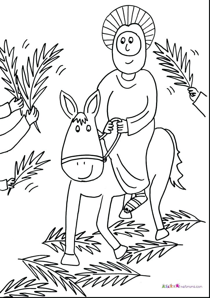 724x1024 Best Religious Coloring Pages Images On Jesus Is Alive Coloring