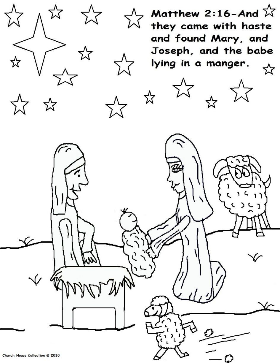 945x1223 Incredible Baby Jesus In A Manger Coloring Pages Pic Of Birth