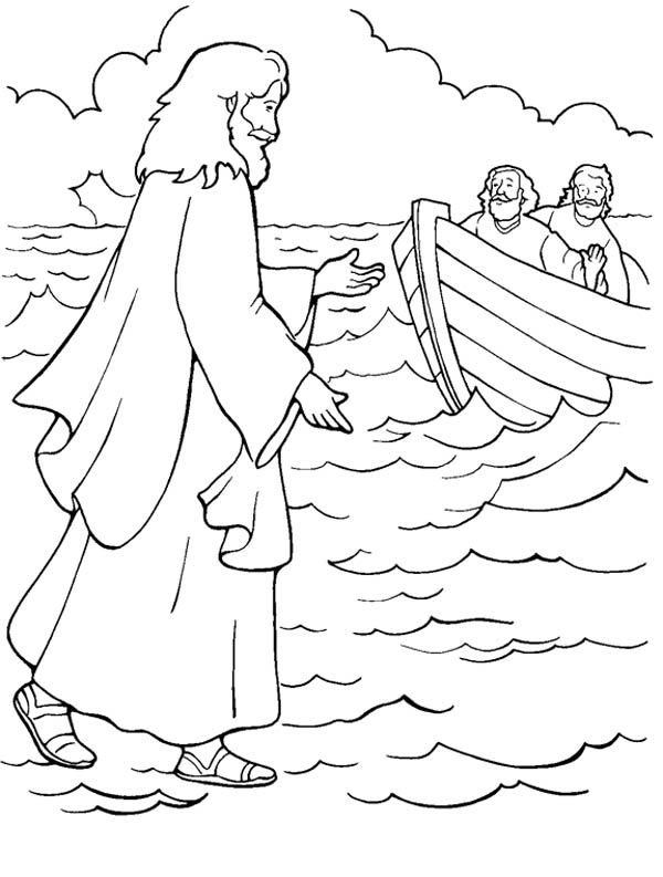 Jesus Knocking At The Door Coloring Pages at GetDrawings.com | Free ...