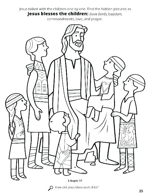 492x640 Praying Coloring Pages