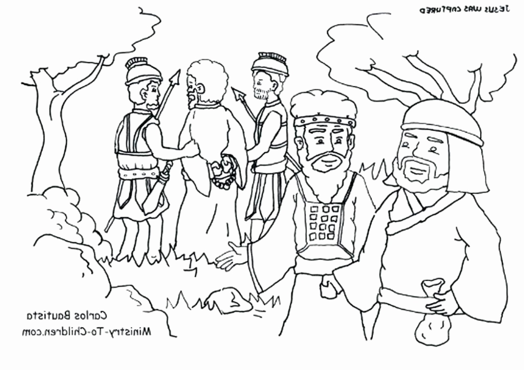 1024x724 Coloring Pages Of Jesus Praying In The Garden Pics Jesus Praying