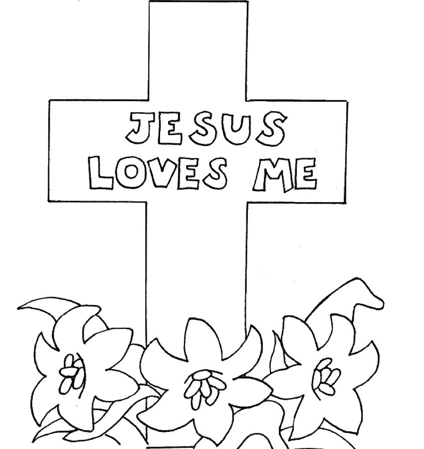 850x900 Jesus Loves Me Printable Coloring Pages As Awesome Bible Pray