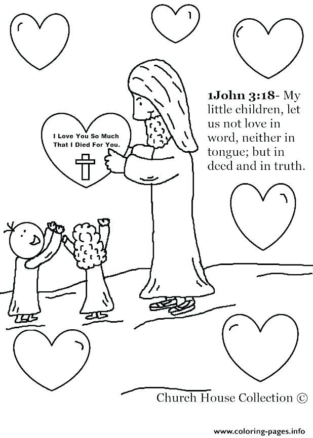 618x866 Jesus Resurrection Coloring Page
