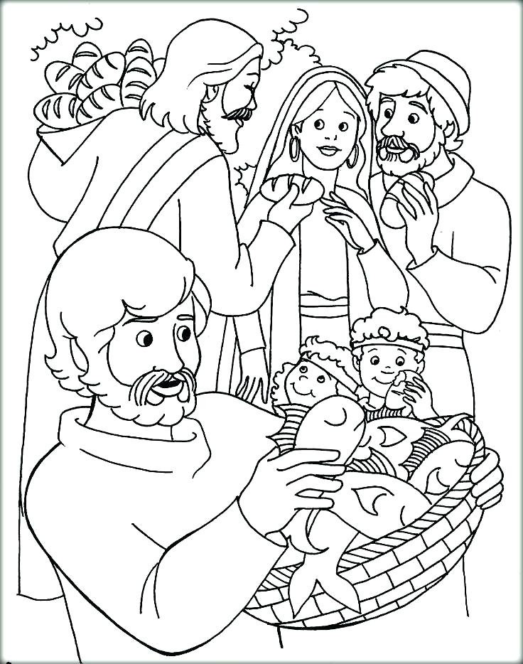 Jesus Teaching Coloring Page at GetDrawings.com | Free for ...