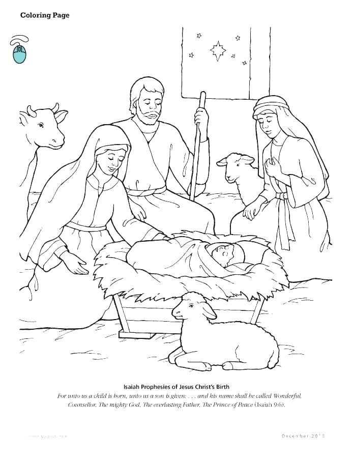 Jesus Walks On Water Coloring Page at GetDrawings.com   Free for ...