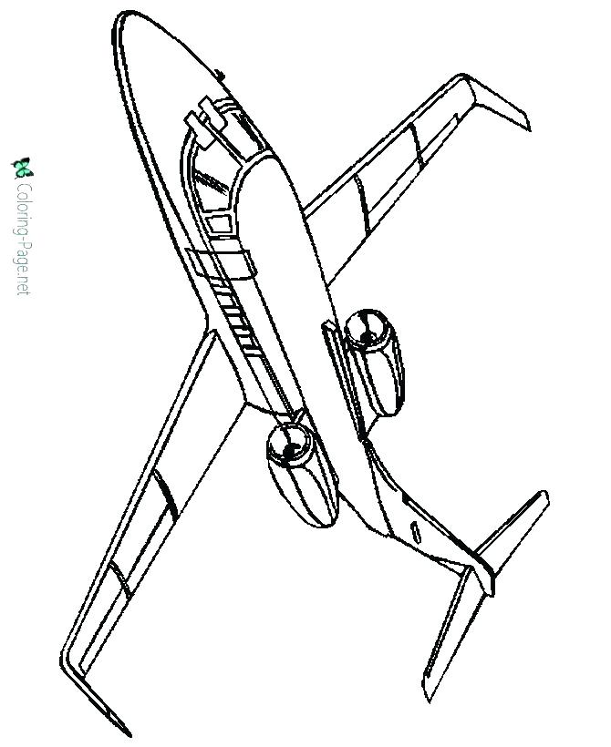 670x820 Free Printable Airplane Coloring Pages Jet Coloring Pages