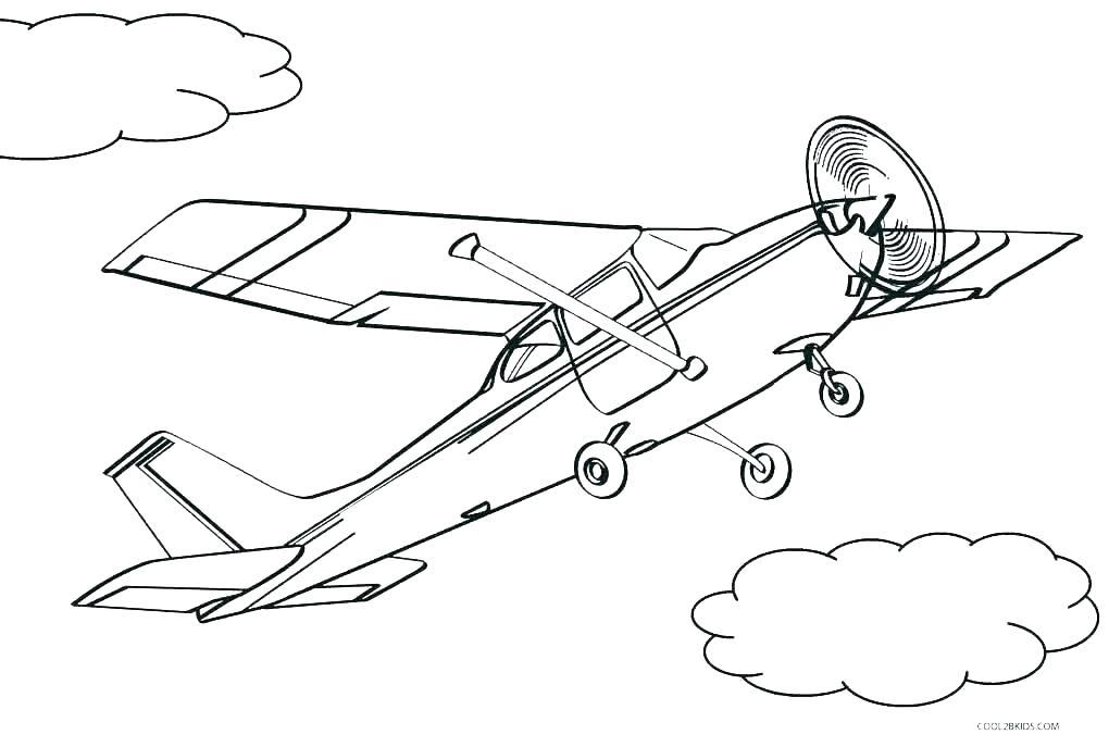 1020x687 Coloring Jet Plane Coloring Pages