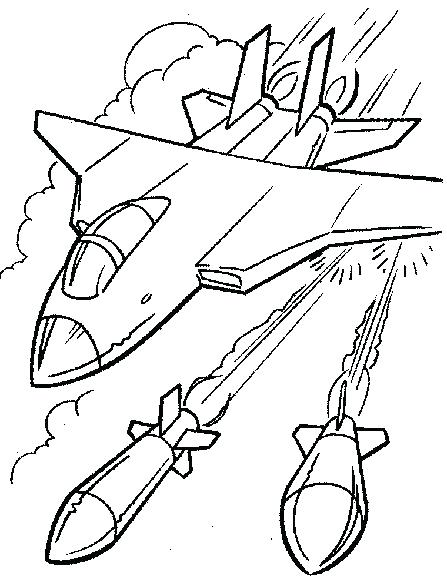 447x576 Fighter Jet Coloring Page Military Coloring Sheets Pages Truck