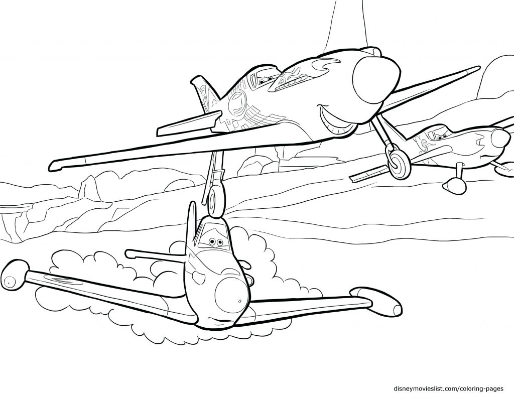 1024x791 Coloring Pages Jet Coloring Pages Drawn Airplane Page Ski