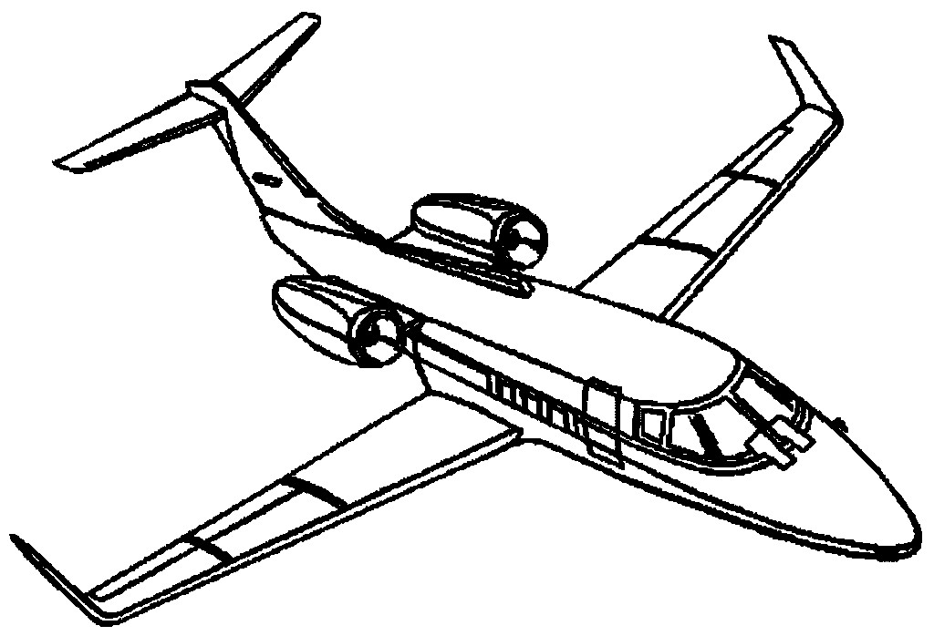 1024x698 Jet Coloring Pages Printable