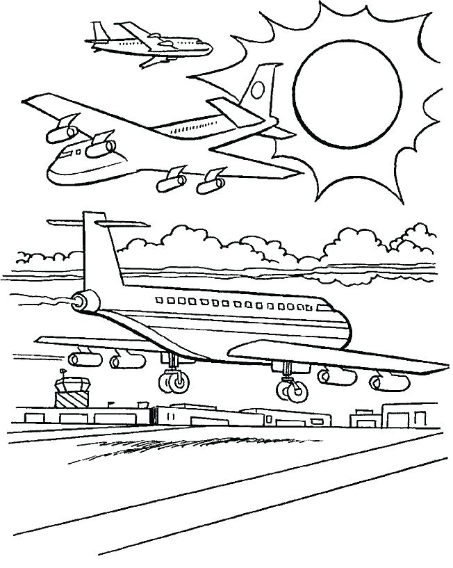652x817 Jets Coloring Pages Coloring Pictures Of Airplanes Coloring Page